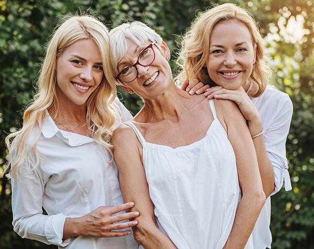 Floral`aise, de la pubertate la menopauza